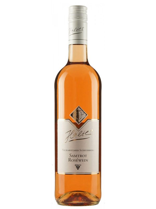 2014 Samtrot Rosé QbA BIO - Weingut Halter