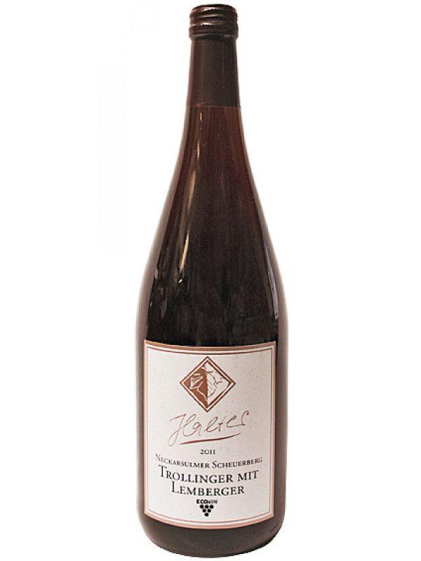 2016 Trollinger mit Lemberger QbA BIO - Weingut Halter