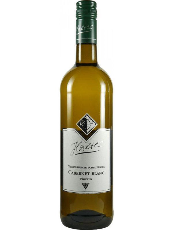 2016 Cabernet blanc trocken BIO - Weingut Halter